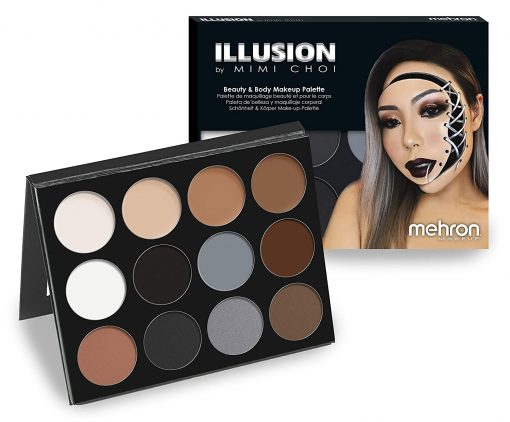 mimi choi makeup mehron